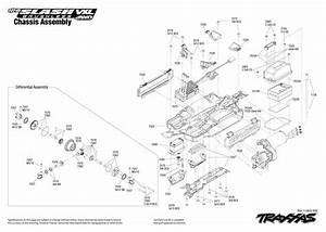 Traxxas Slash Nitro Engine Diagram