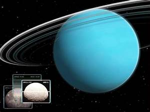 Planet Uranus 3D - Pics about space