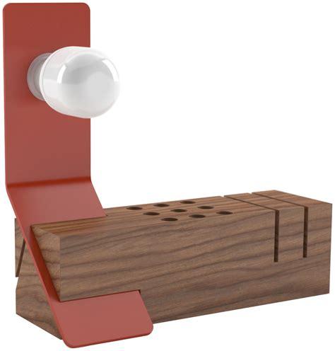 table de bureau design le de table edi organiseur de bureau noyer