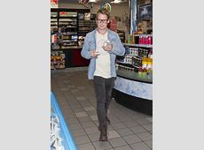 Macaulay Culkin looks healthy while out for dinner at