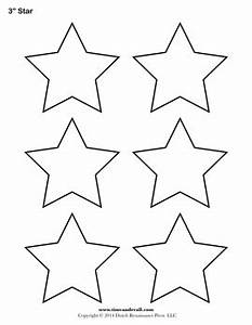 4 best images of stars outline template printable small With small star template printable free