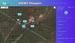 N Y  Army Guard Lieutenant Creates Free Map Graphics App