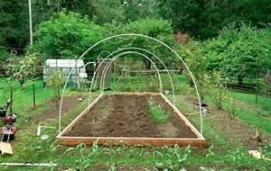 Serre Adossée Bois : tunnel de jardin la serre pratique et conomique ~ Melissatoandfro.com Idées de Décoration