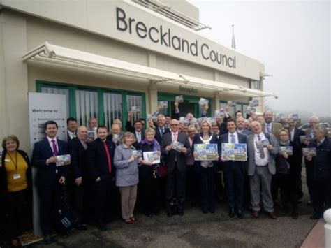 Breckland Council Throws Its Support Behind The Just Dual