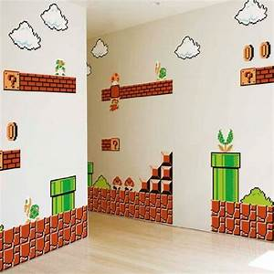 super mario wall graphics shut up and take my yen With mario wall decals