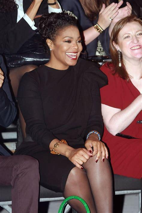 Janet Jackson Pinned Up Ringlets   Janet Jackson Looks