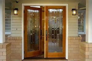 Porte Entree Maison : prix d une porte d entr e en verre budget ~ Premium-room.com Idées de Décoration