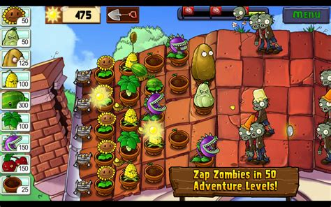 apk zombies plants vs