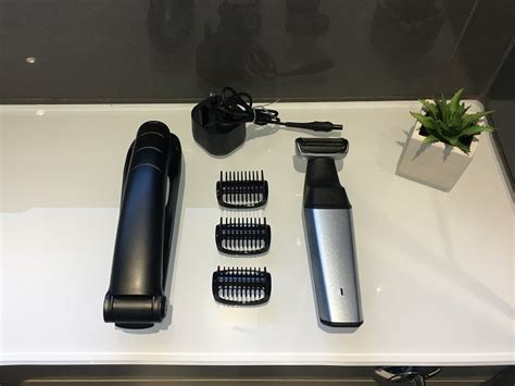 philips series  body groomer review bg   attachment