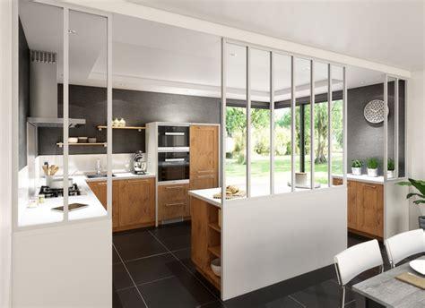 cuisines you cuisine avec une verrière nos inspirations