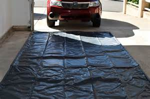 the best garage floor mats for snow and winter all garage floors