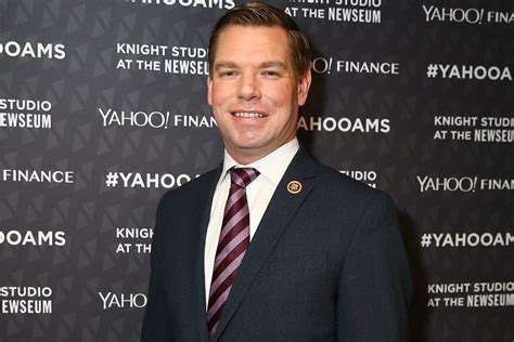 Rep. Eric Swalwell Denies Farting During Live TV Interview ...