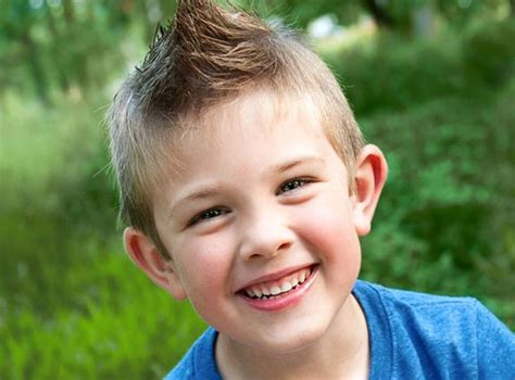 boys spiky hairstyle sophie hairstyles