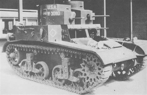 Light Tank M2