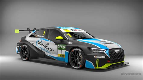 Touringcartimes  Target Unveil Liveries Of Their Four