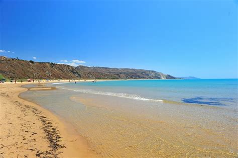 sicily best beaches top 5 beaches in sicily