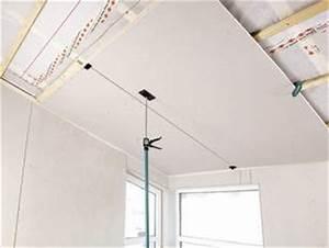 Putz Auf Rigipsplatten : deckenverkleidung mit rigips ~ Michelbontemps.com Haus und Dekorationen