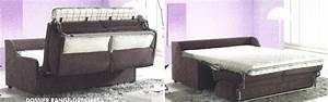 Lit 120x190 Avec Rangement : canap bayeux canap lit quotidien tissu pas cher mobilier et literie petit prix ~ Teatrodelosmanantiales.com Idées de Décoration