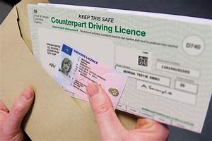 driving licence changes counterpart to photocard is With documents for driving license online