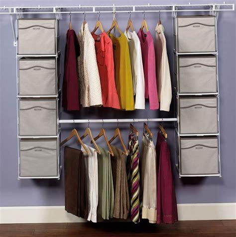 adjustable closet rods hanging clothes home design ideas