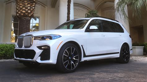 what do you want to about the colossal 2019 bmw x7