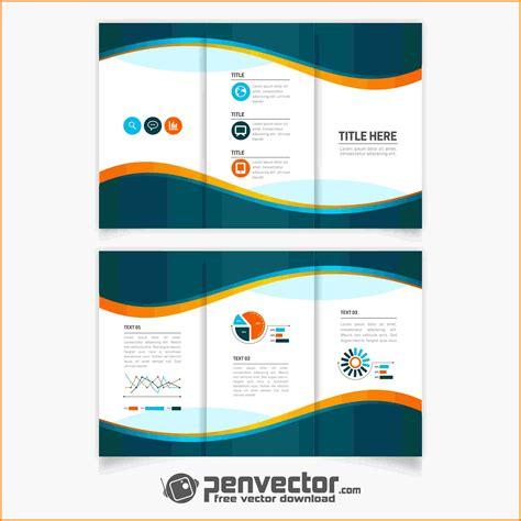 brochure templates  microsoft word ledger review