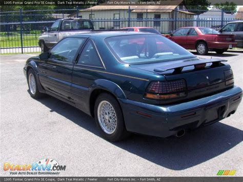 1995 Pontiac Grand Prix Se Coupe Dark Teal Metallic