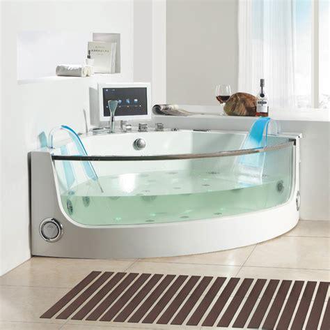 bathtubs for two das cubas de banho da pessoa do canto dois do