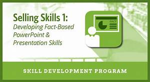 Develop your PowerPoint & fact-based presentation skills ...