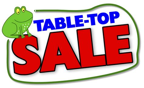 Tabletop Sale by Rottingdean Whiteway Centre Table Top Sale Rottingdean