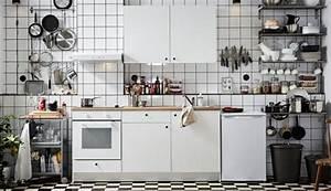 Küchen Hochschrank Weiß : knoxhult serie ikea ~ Buech-reservation.com Haus und Dekorationen