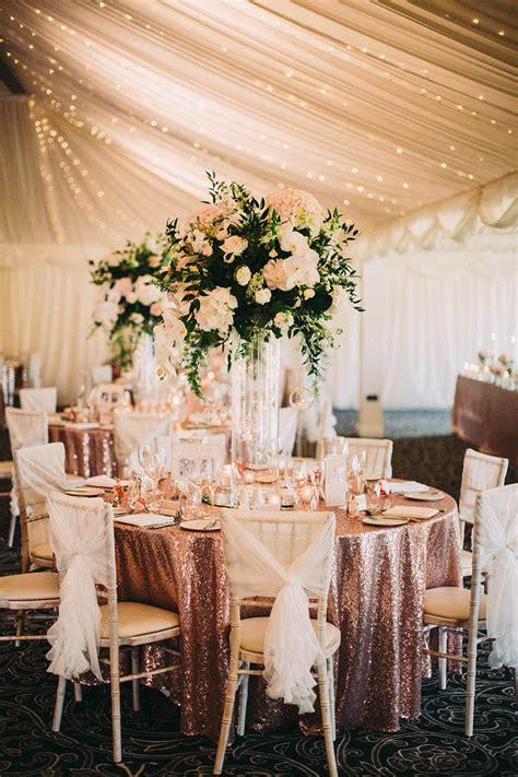 rose gold wedding theme wedding ideas  colour chwv