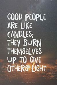 62 Beautiful Good People Quotes And Sayings
