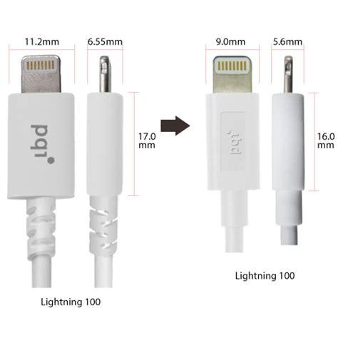 iphone charger length pqi i cable lightning 100 pqi the world global