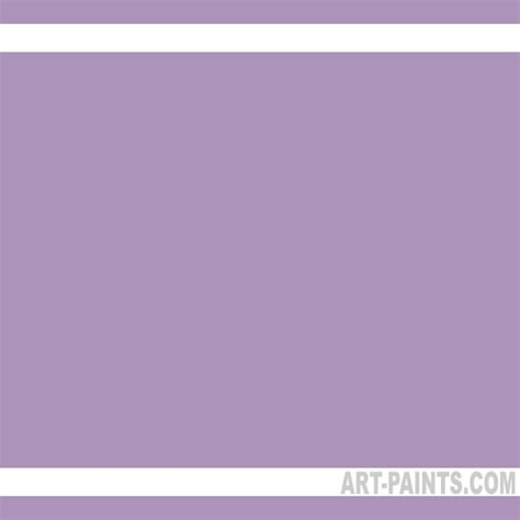Light Purple Violet Colours Acrylic Paints  101 Light