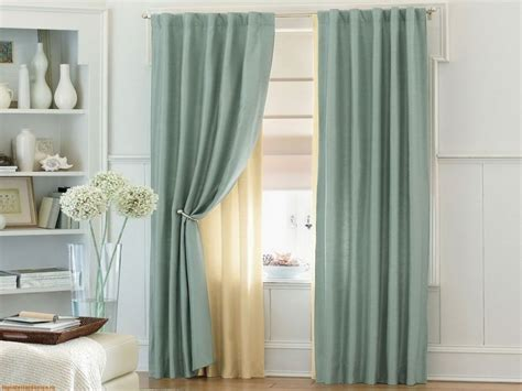 10 Modern Curtain Ideas For Living Room With Combination Color
