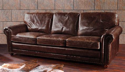berkeley vintage leather 3 seater sofa luxury delux deco