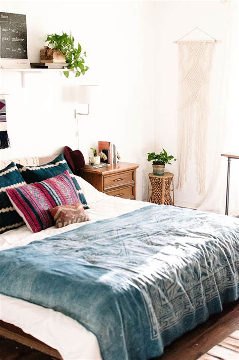 bohemian bedrooms  fashion  eclectic tastes