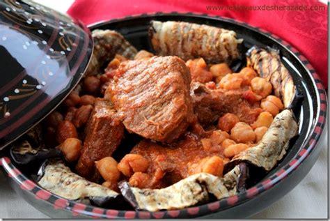 recette de cuisine algerienne moderne cuisine alg 233 rienne mderbel aubergines les joyaux de sherazade