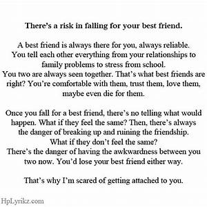 Falling for your best friend:( | Poems & Quotes ...