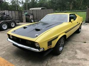 1971 Ford Mustang for Sale | ClassicCars.com | CC-1259491