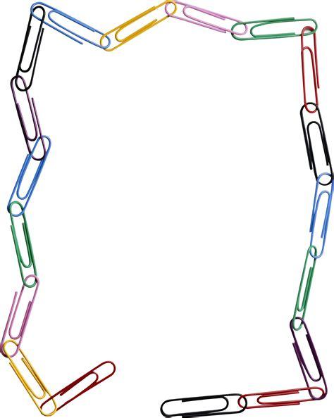 render cadre encadrement trombones objets autres inconnu png image sans fond post 233 par
