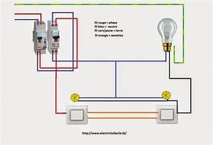 Schemas electricite maison mai 2014 for Quelle couleur avec le bleu 7 schema electrique le raccordement de 3 interrupteurs va