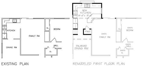 kitchen addition floor plans important considerations when building a home addition 4967