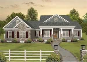 house plan hwepl68495 from eplans craftsman
