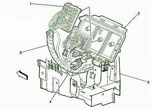 2009 Gm Acadia Under Hood Fuse Box Diagram  U2013 Auto Fuse Box
