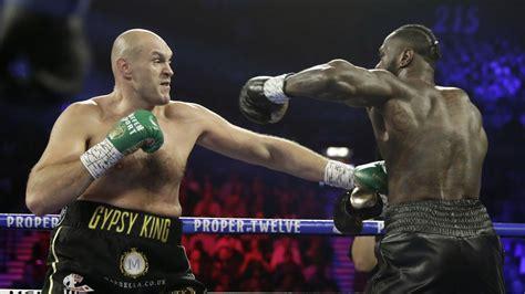 Fury beats Wilder to reclaim heavyweight title