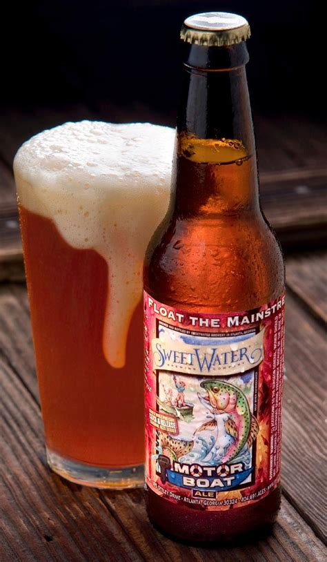 Motorboat Beer by Sweetwater S Motorboat Wins Silver At Gabf