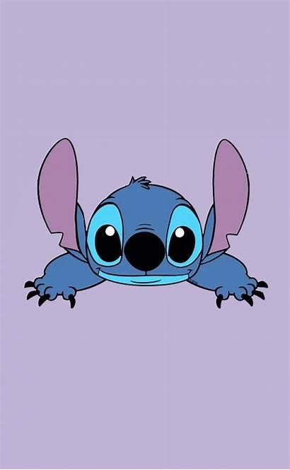 Stitch Wallpapers Aesthetic Disney Lilo Pantalla Iphone