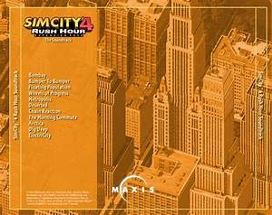 SimCity 4 Rush Hour The Soundtrack музыка из игры